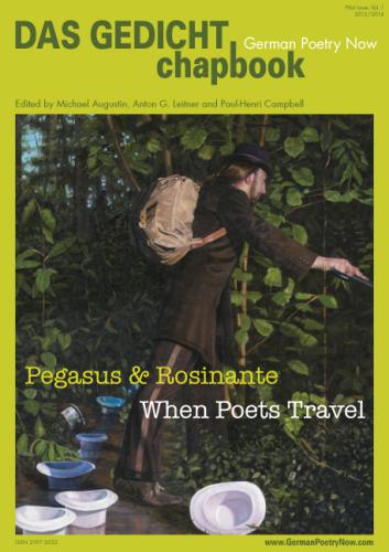 DAS GEDICHT chapbook. German Poetry Now, Vol. 1