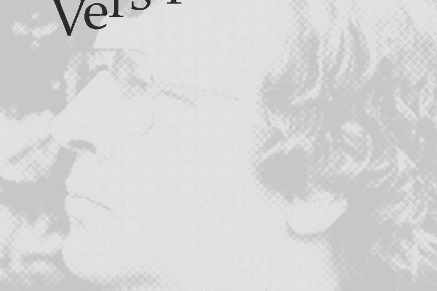 Axel Kutsch: Versflug. Ausgewählte Gedichte 1974 bis 2015
