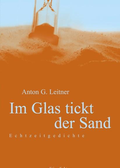 """""""Im Glas tickt der Sand"""" von Anton G. Leitner als E-Book"""