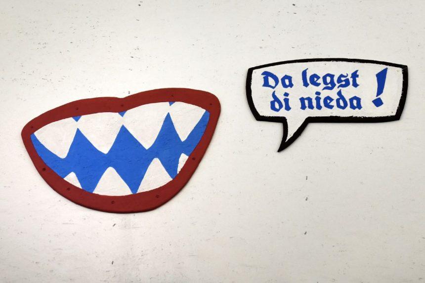 Poesie im öffentlichen Raum, Folge 51. Foto: Volker Derlath