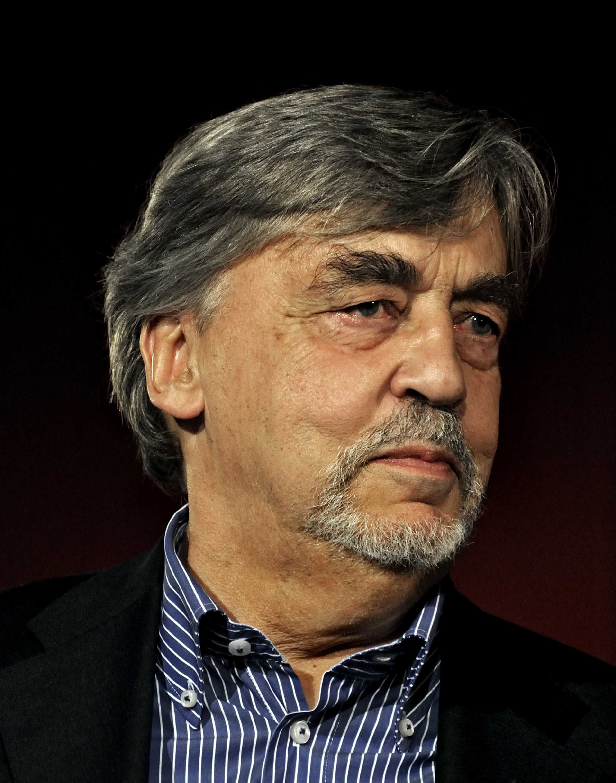 Dr. Erich Jooß. Foto: Volker Derlath