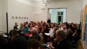 Das Publikum. Foto: DAS GEDICHT