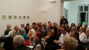 Blick ins Publikum. Foto: DAS GEDICHT
