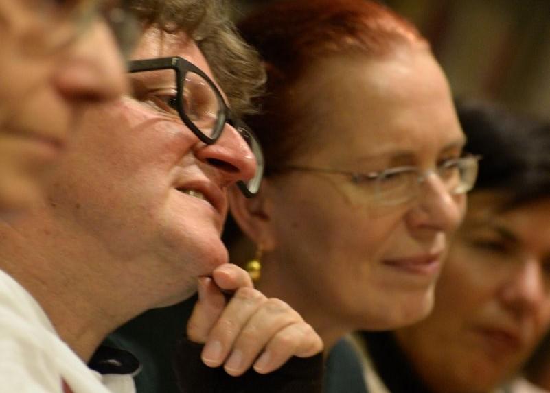 Anton G. und Felizitas Leitner. Foto: Volker Derlath