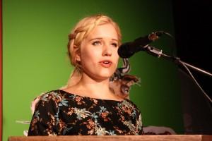 Die Kandidatinnen und Kandidaten: Swantje Opitz (Berlin)