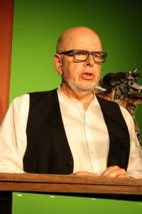 Die Kandidatinnen und Kandidaten: Michael Bauer (Herxheim)