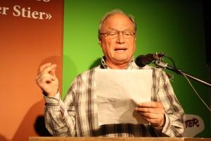 Die Kandidatinnen und Kandidaten: Rainer Rebscher (Niedereschach)