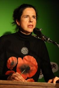 Die Kandidatinnen und Kandidaten: Babette Dieterich (Stuttgart)