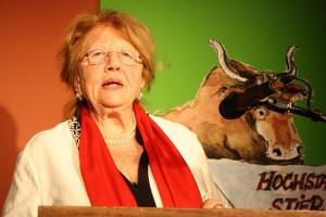 Die Kandidatinnen und Kandidaten: Renate Schön (Augsburg)