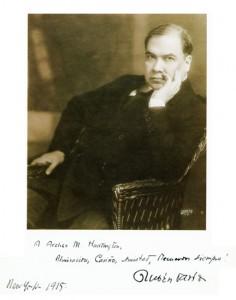 Rubén Darío (New York, 1915)