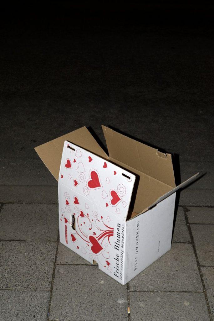 Poesie im öffentlichen Raum, Folge 50. Foto: Volker Derlath