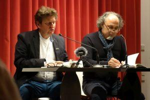 Anton G. Leitner und Fouad EL-Auwad