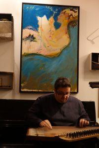 Fouad Agha AL-Kalaa am Kanun