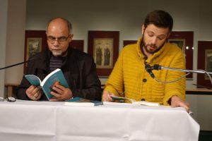 M. Alaaedin Abdul Moula und Alexandru Bulucz