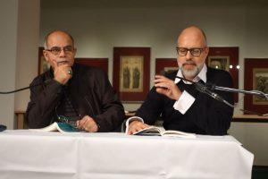 M. Alaaedin Abdul Moula und Frank Schablewski