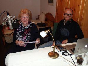 Renate Schön und Tino Keck