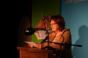 Babette Werth. Foto: DAS GEDICHT