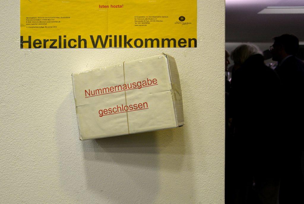 Poesie im öffentlichen Raum, Folge 67. Foto: Volker Derlath