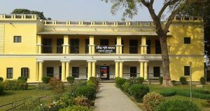 Rabindra Memorial Musuem in Sahjadpur (Foto: Aminur Rahman, Dhaka)
