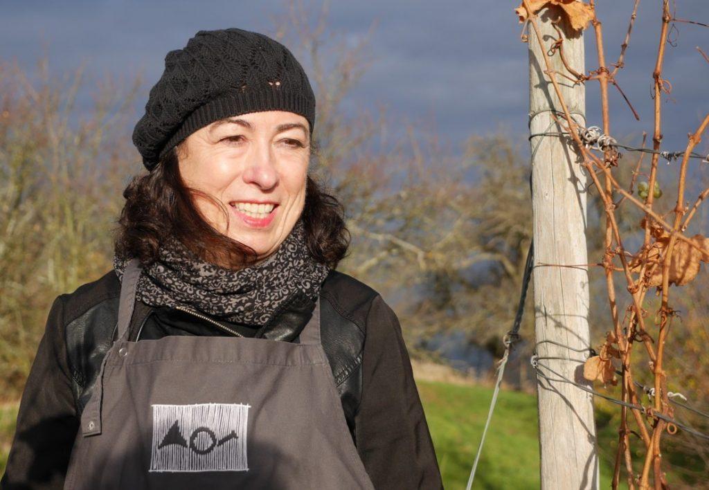 Anna Breitenbach. Foto: Werner Reichelt