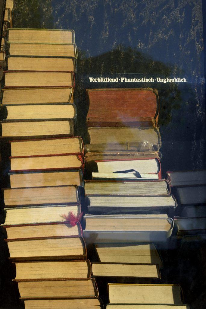 Poesie im öffentlichen Raum, Folge 72. Foto: Volker Derlath