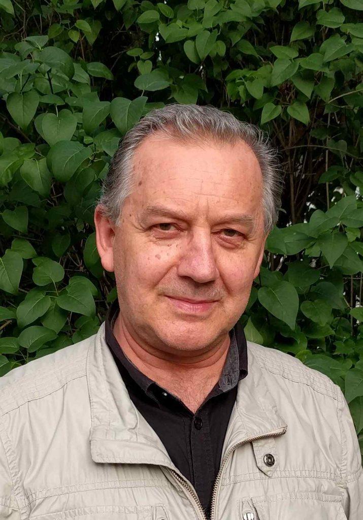 Johannes Zultner. Foto: privat