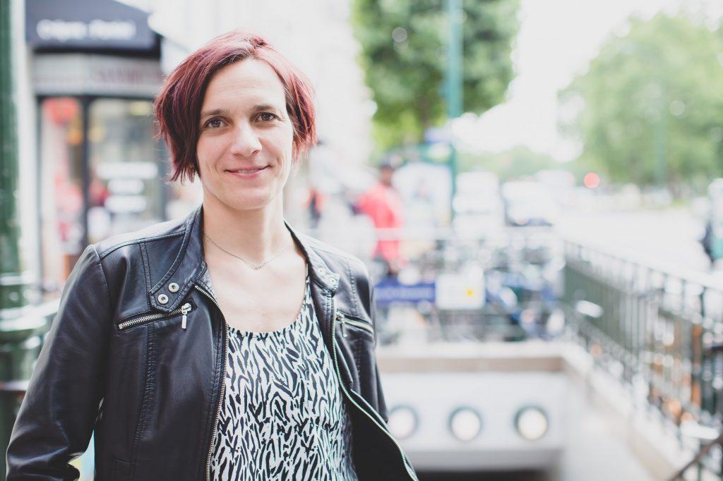 Barbara Peveling. Foto: Carole Juin