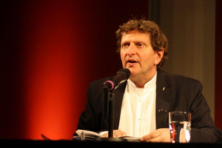Anton G. Leitner, seit 25 Jahren Macher von DAS GEDICHT. Foto: Jan-Eike Hornauer