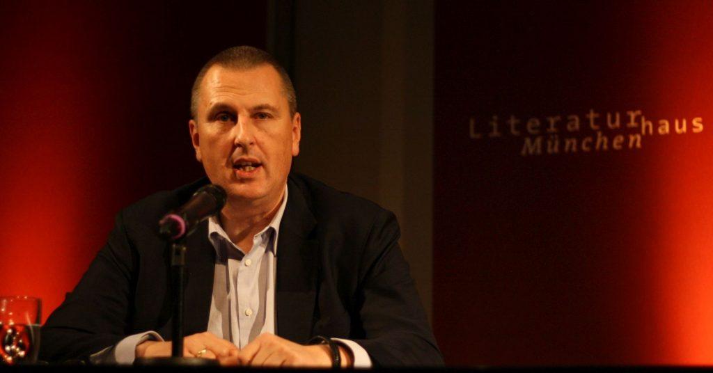 Ulrich Beck liest »der winzermeister«. Foto: Jan-Eike Hornauer