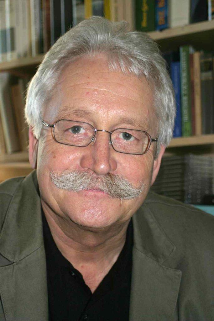 Helmut Eckl. Foto: privat