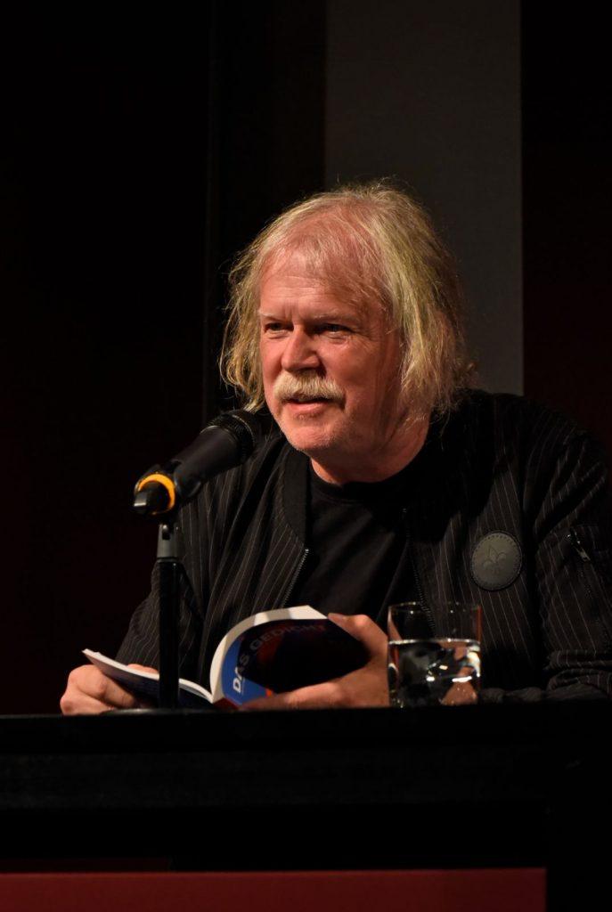 Michael Augustin. Foto: Volker Derlath