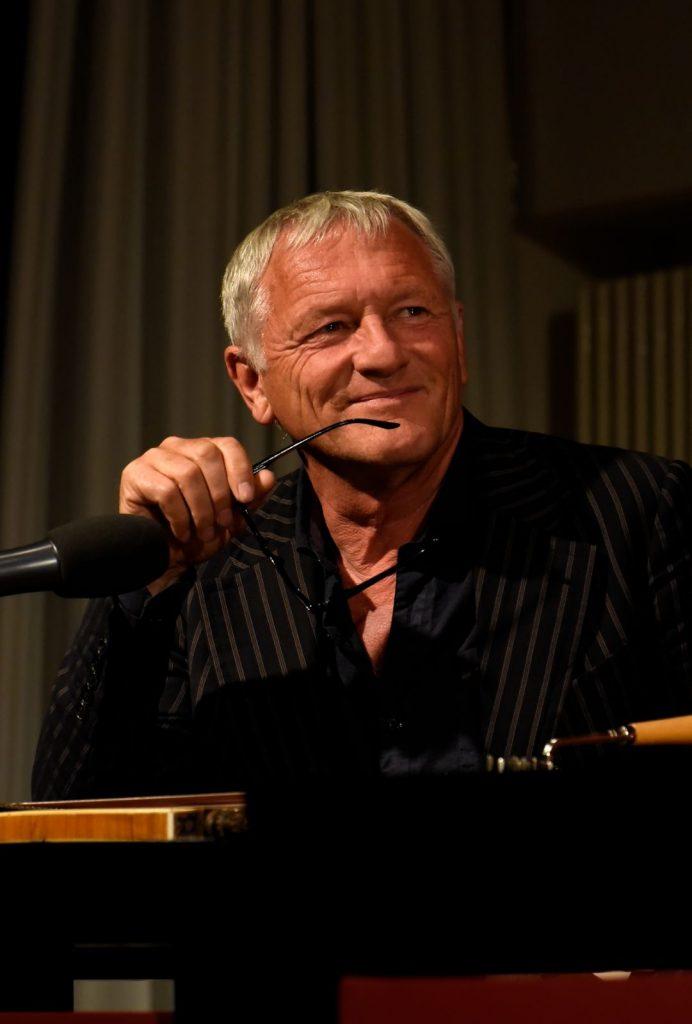 Josef Brustmann. Foto: Volker Derlath