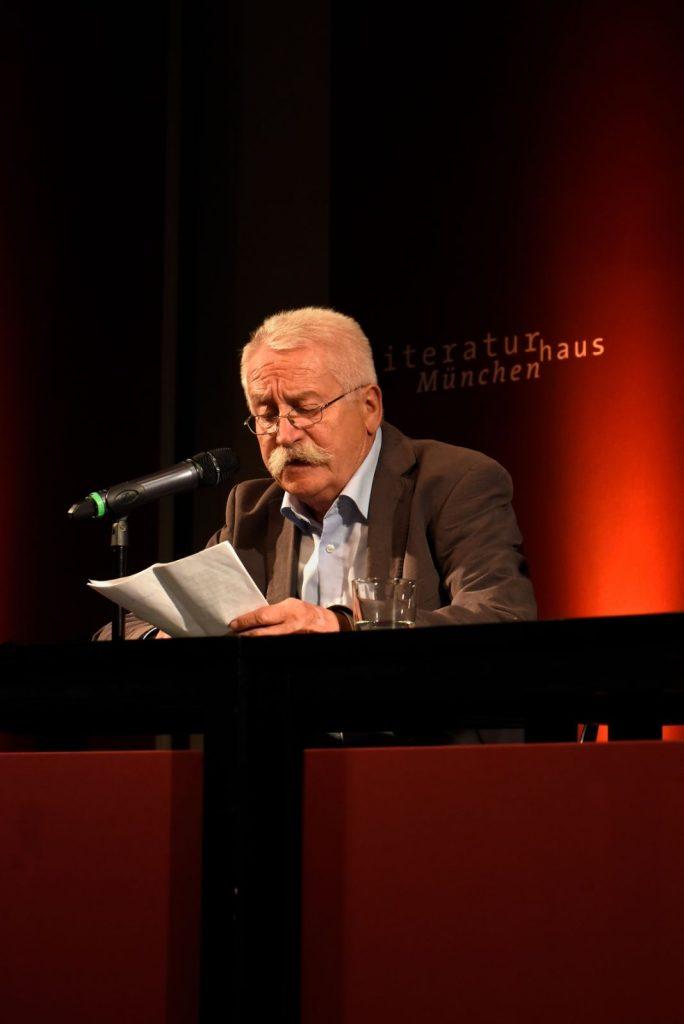 Helmut Eckl. Foto: Volker Derlath