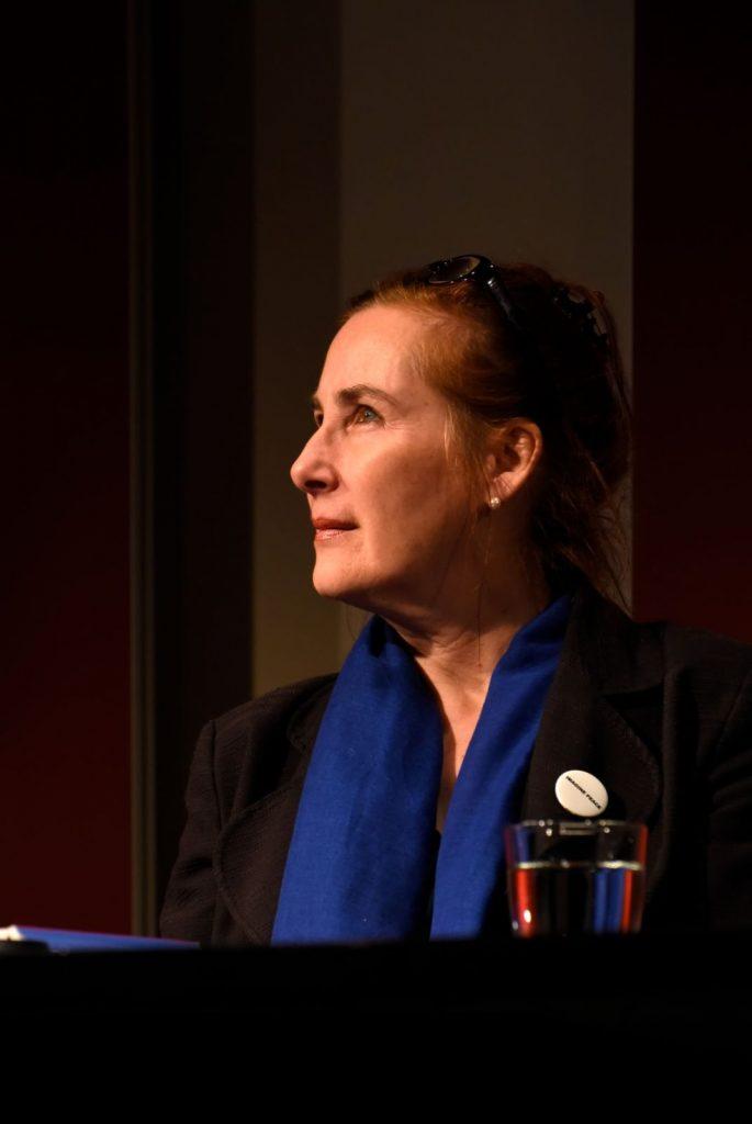 Augusta Laar. Foto: Volker Derlath
