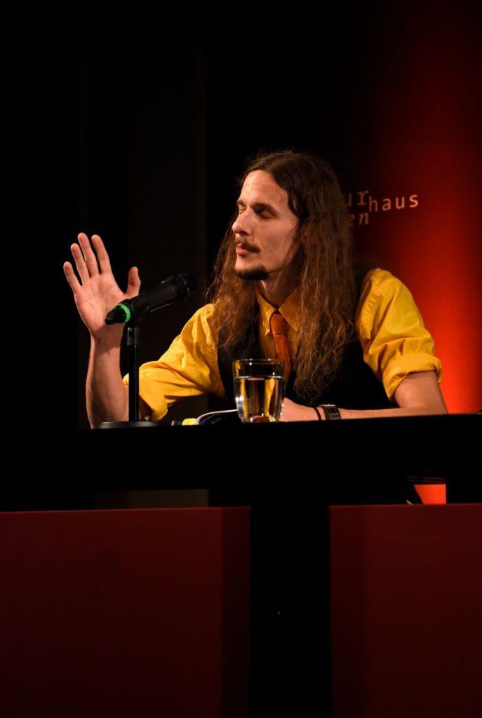 Thilo Mandelkow. Foto: Volker Derlath