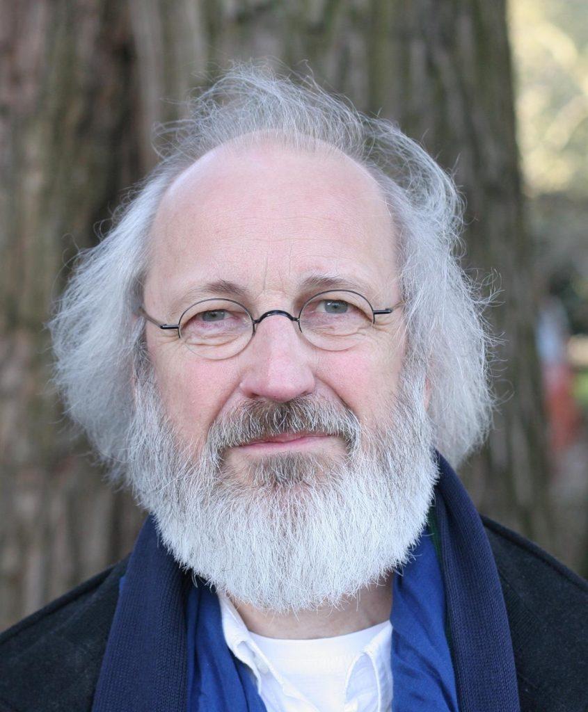 Manfred Schlüter. Foto: Arne Rautenberg