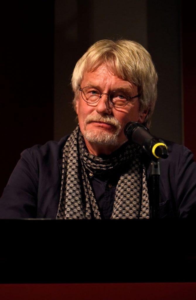 Knut Schaflinger. Foto: Volker Derlath
