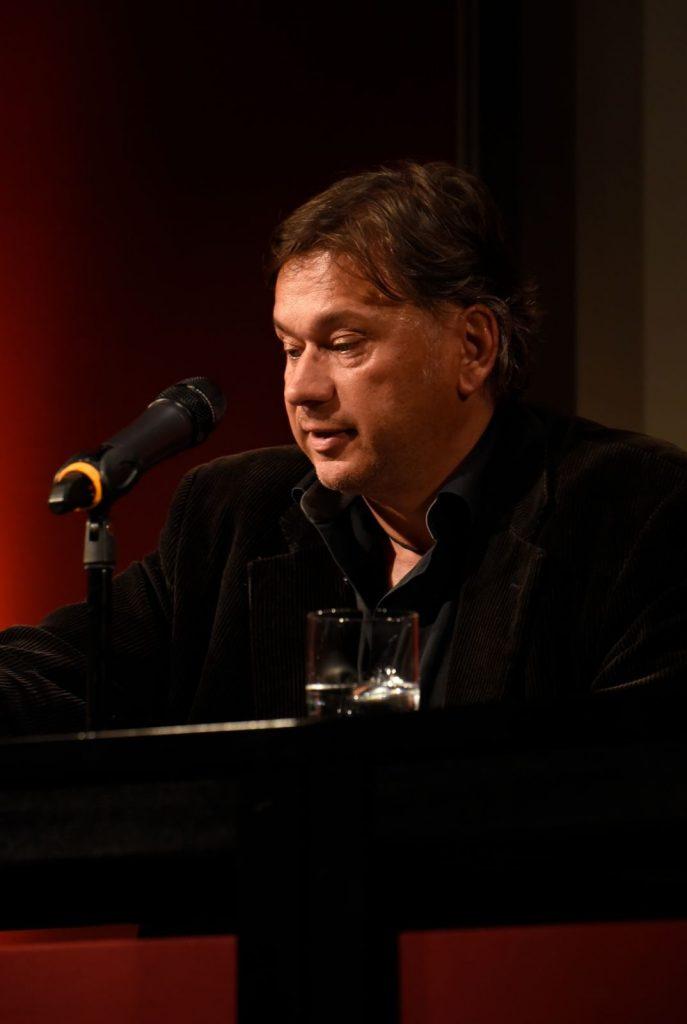 Jürgen Weing. Foto: Volker Derlath
