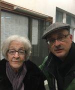 Ida Vitale und Tobias Burghardt