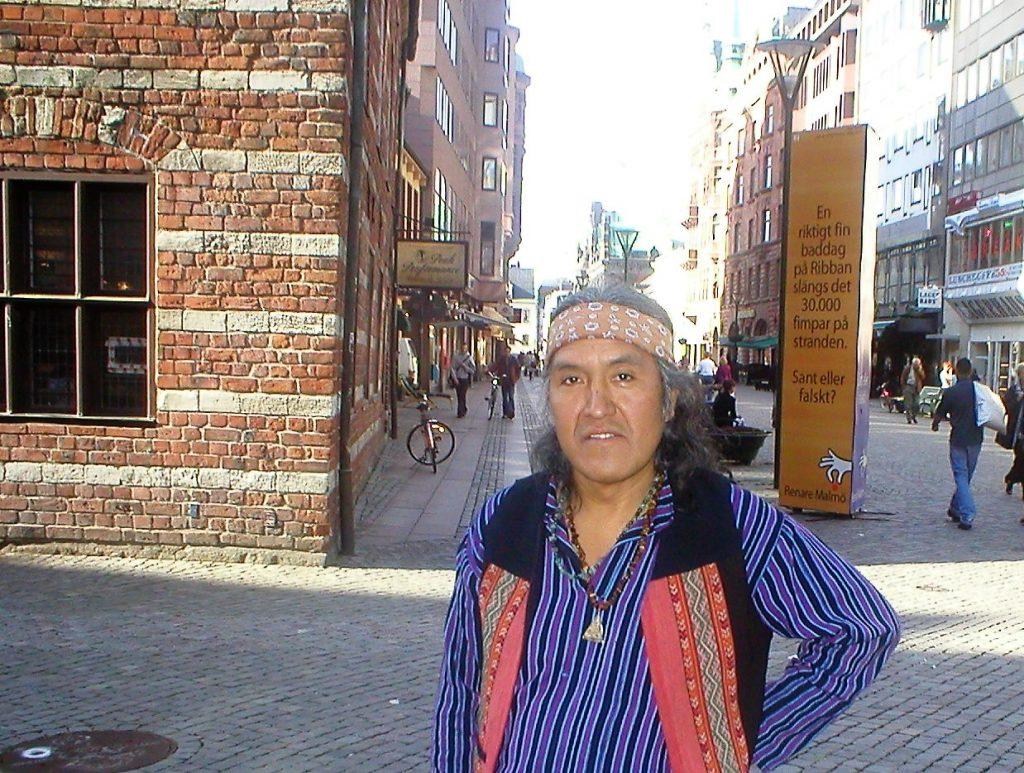 Humberto Ak'abal in Malmö