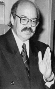 Der kolumbianische Dichter Henry Luque Muñoz