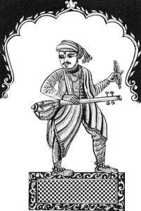Tukoba, Coverzeichnung 1832