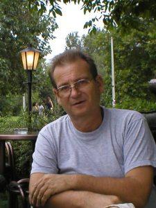Serbischer Dichter und Übersetzer Zlatko Krasni
