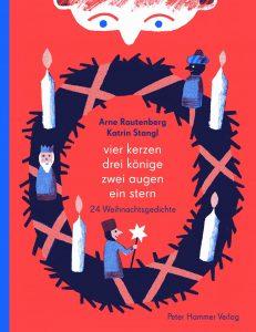 """""""vier kerzen drei könige zwei augen ein stern"""" von Arne Rautenberg"""