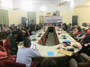Poesie- & Friedenskonferenz in Cox's Bazar