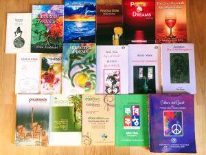 Lyrikbände & Zeitschriften aus Indien & Bangladesch