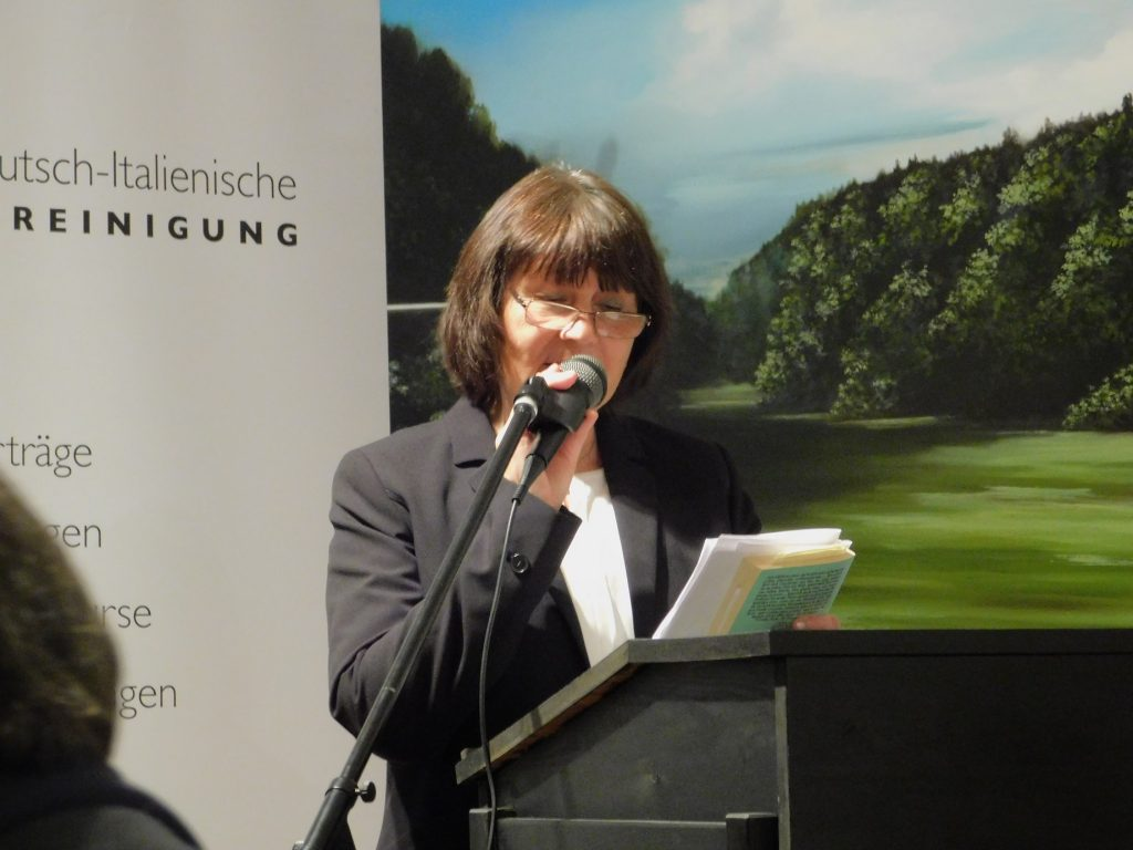 Lesung Barbara Zeizinger