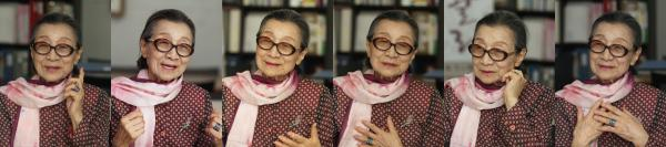 Die koreanische Lyrikerin Kim Yang-Shik