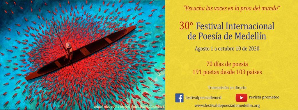 Festivalplakat Medellín 2020