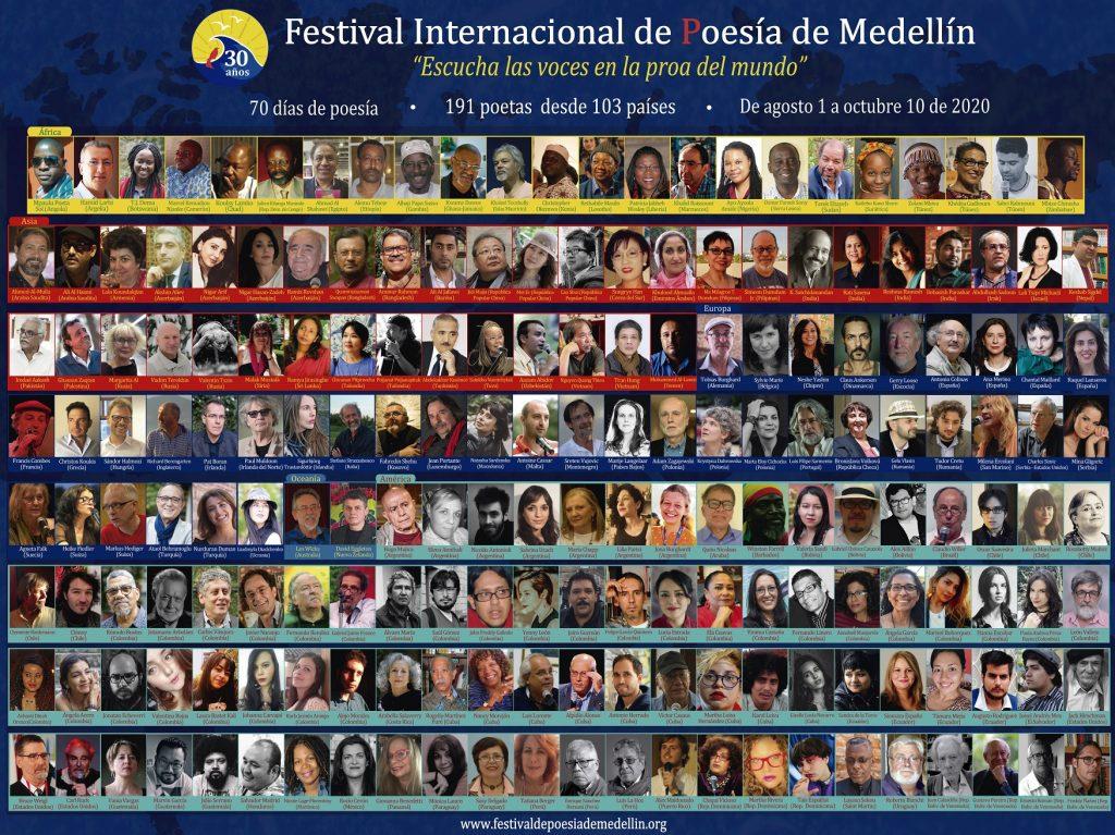 Festivalplakat Medellín
